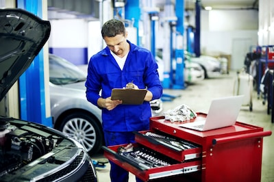 Free Multi-Point Inspection with 10% Off Nissan Recommended Services