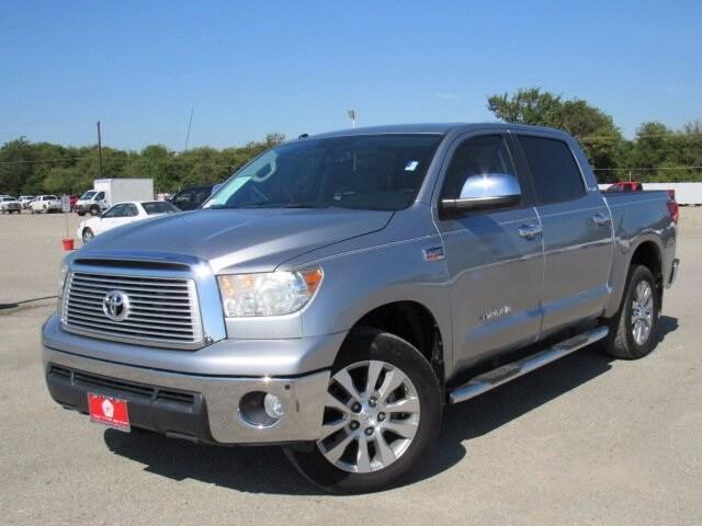 2012 Toyota Tundra Limited Truck