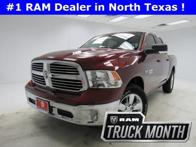 New 2019 Ram 1500 CLASSIC LONE STAR CREW CAB 4X2 5'7 BOX Crew Cab For Sale Bonham, TX