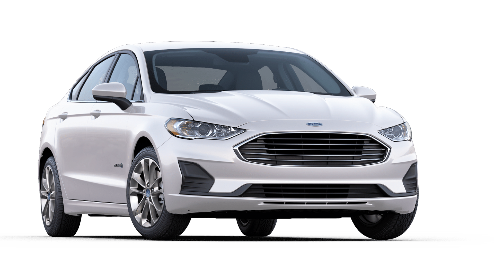 2018 Ford Fusion Hybrid - Shown