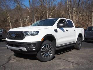 2021 Ford Ranger XLT 4x4 XLT  SuperCrew 5.1 ft. SB