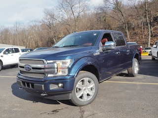 2020 Ford F-150 Platinum 4x4 Platinum  SuperCrew 5.5 ft. SB
