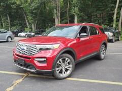 2020 Ford Explorer Platinum AWD Platinum  SUV