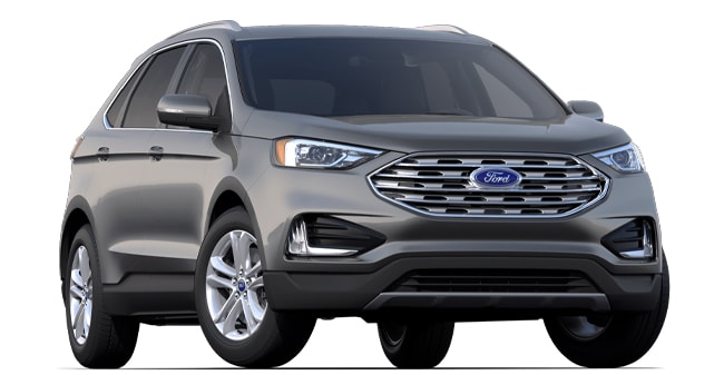 2019 Ford Edge SEL AWD shown