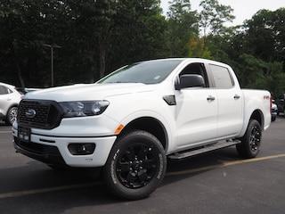 2020 Ford Ranger XLT 4x4 XLT  SuperCrew 5.1 ft. SB Pickup