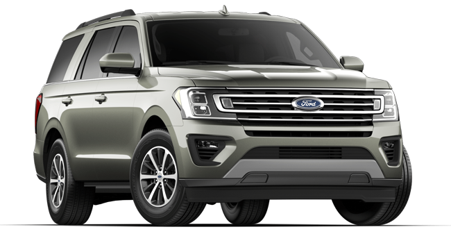2019 Ford Expedition shown