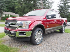 2018 Ford F-150 4x4 King Ranch  SuperCrew 5.5 ft. SB