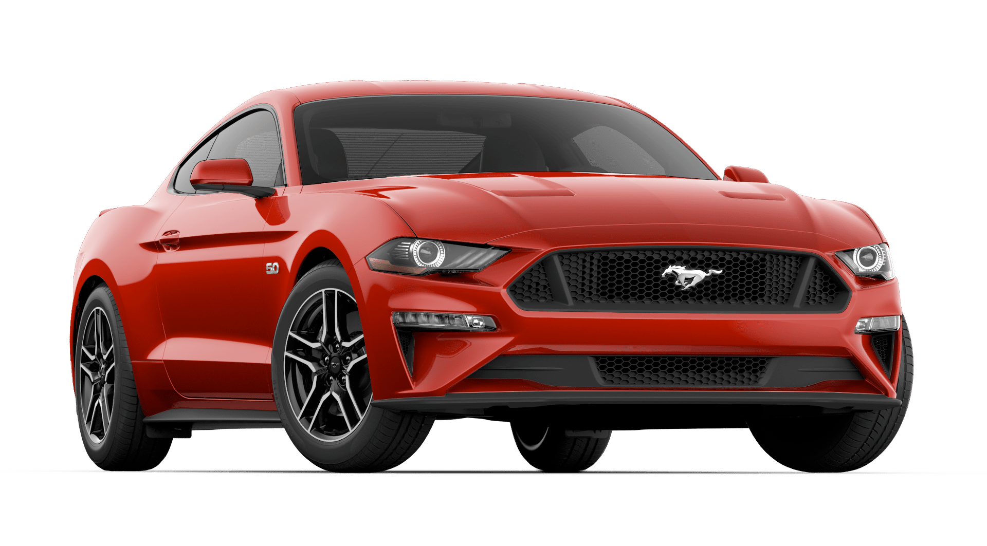 2018 Ford Mustang GT - Shown