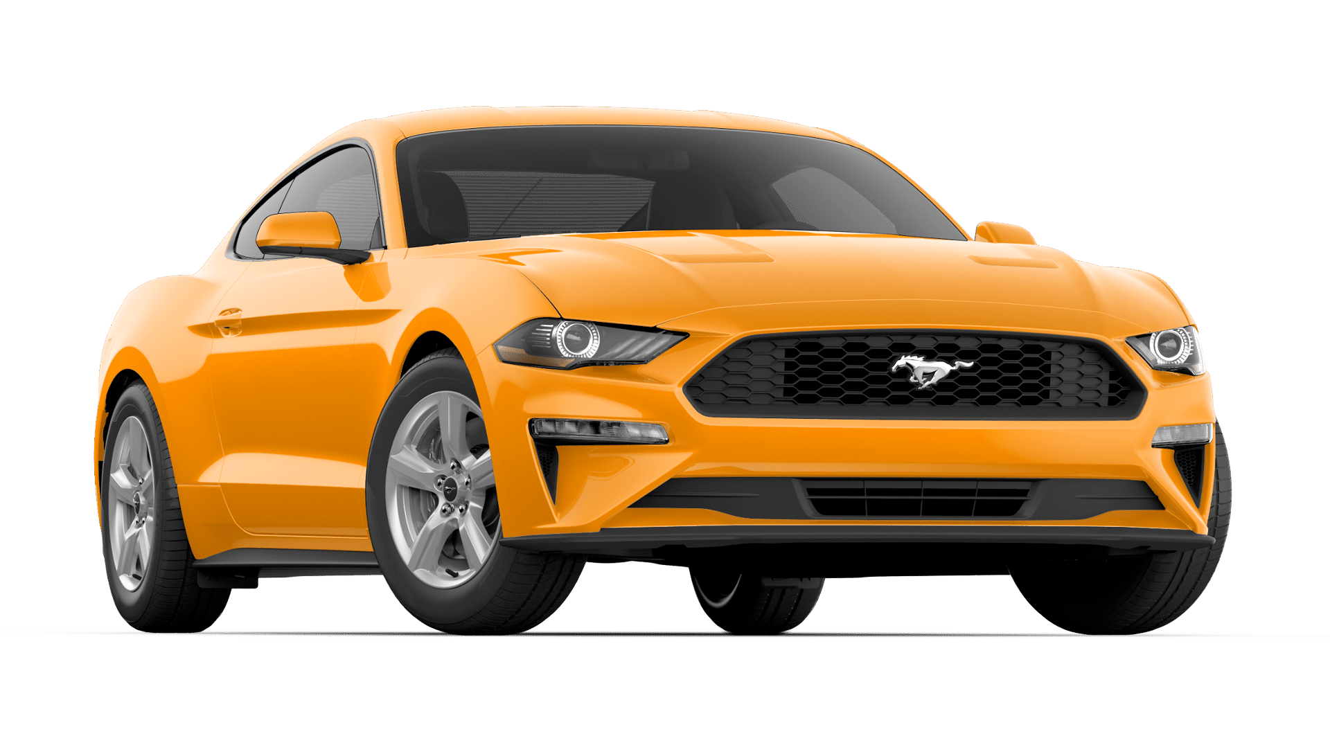2018 Ford Mustang EcoBoost - Shown