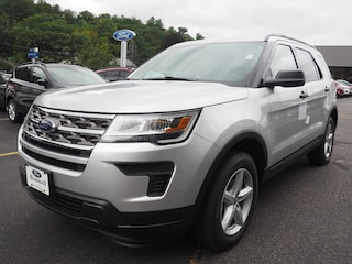 2018 Ford Explorer Base AWD Base  SUV