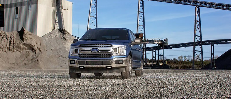 2019 Ford F-150 vs. The Competition