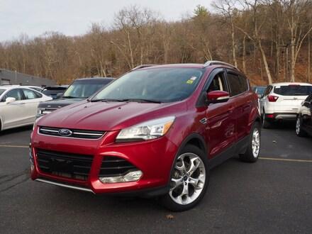 2015 Ford Escape Titanium AWD Titanium  SUV