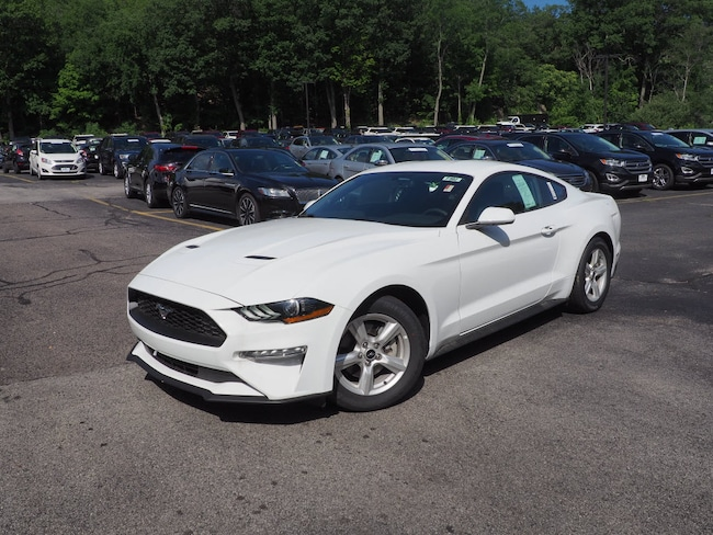 2018 Ford Mustang Ecoboost EcoBoost  Fastback