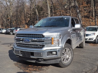 2020 Ford F-150 Lariat 4x4 Lariat  SuperCrew 5.5 ft. SB