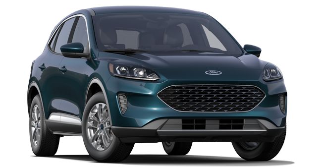 2020 Ford Escape SE 4WD shown