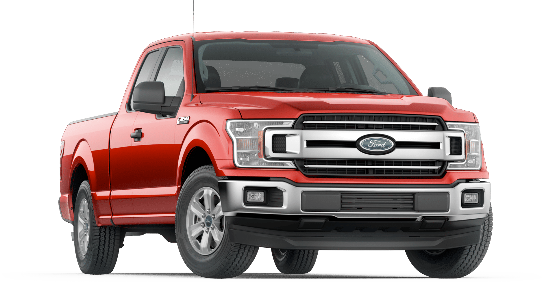 2018 Ford F-150 XLT Supercab 4X4 - Shown