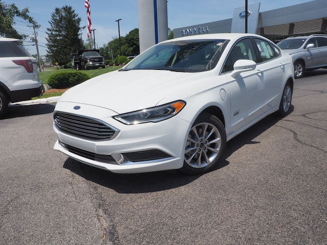 2018 Ford Fusion Energi SE Luxury SE Luxury  Sedan