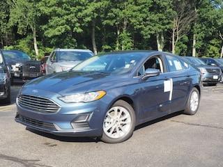 2019 Ford Fusion SE SE  Sedan