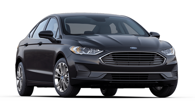2020 Ford Fusion SE Hybrid shown