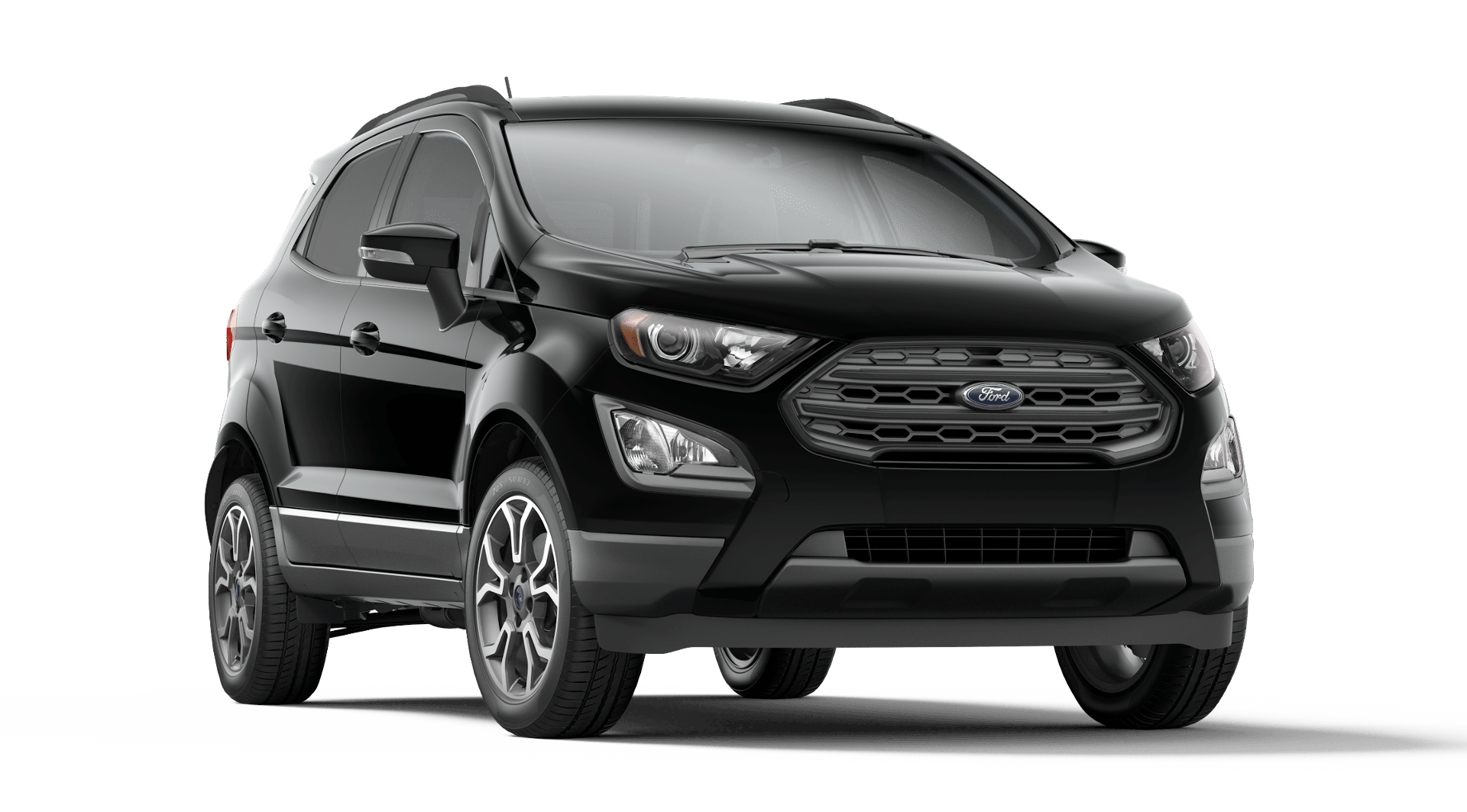 2018 Ford EcoSport SES 4WD - Shown