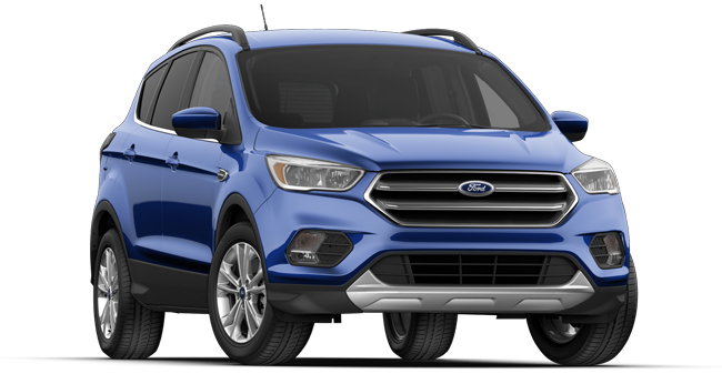 2019 Ford Escape SE 4WD shown