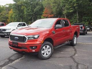 2019 Ford Ranger XLT 4x4 XLT  SuperCrew 5.1 ft. SB Pickup
