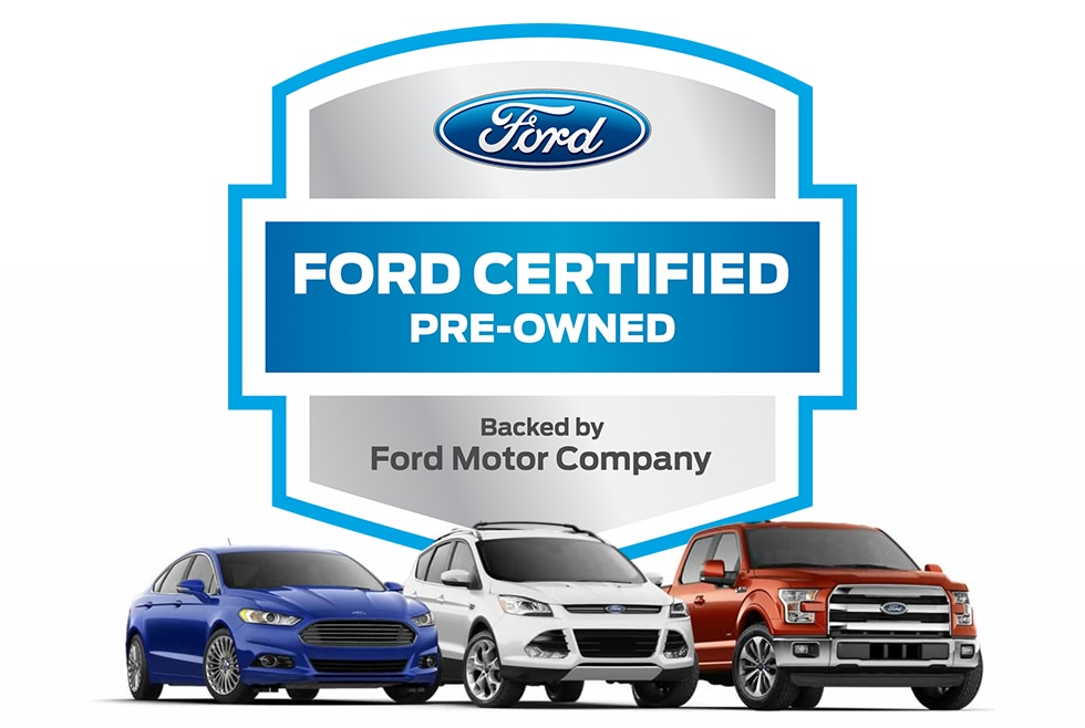 Ford Certified Pre Owned >> Ford Certified Pre Owned Program Bonnell Motors Inc