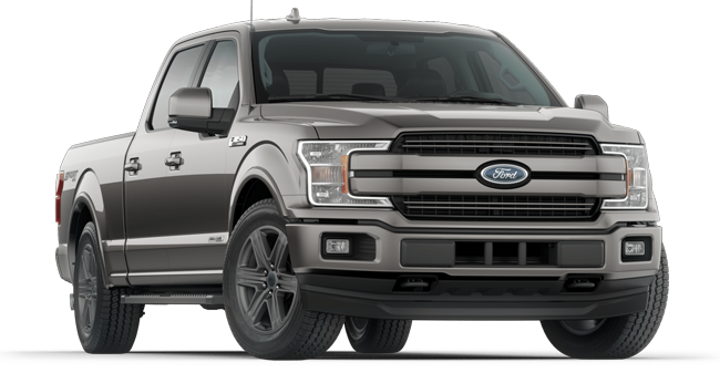 2018 Ford F-150 shown