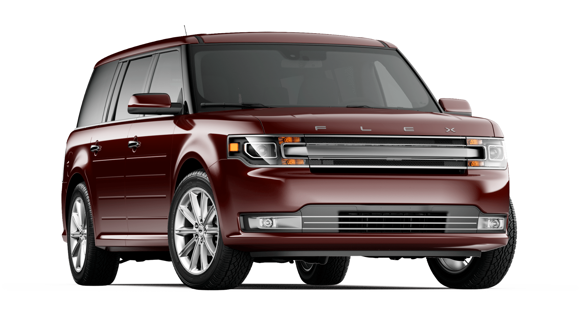2018 Ford Flex Limited - Shown
