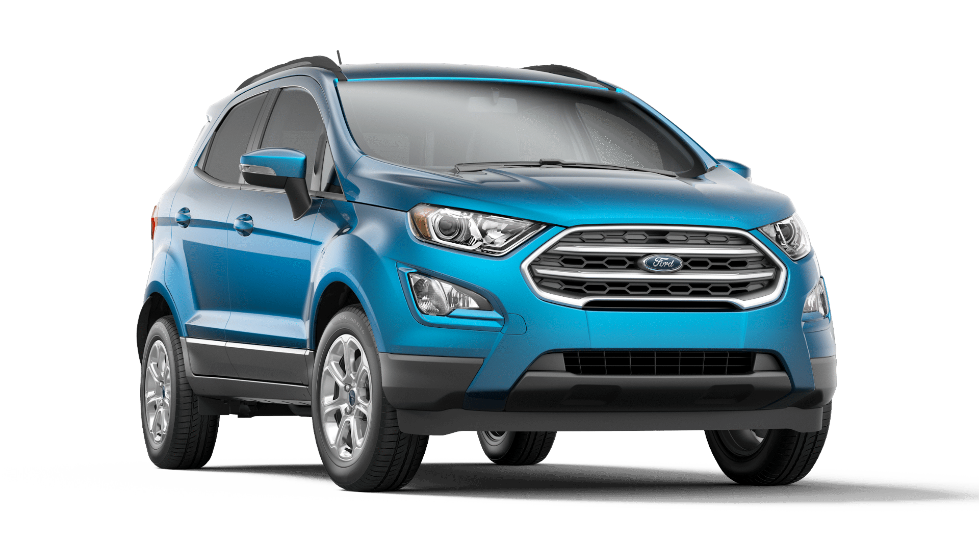 2018 Ford EcoSport SE 4WD - Shown