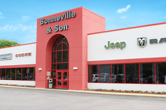 Bonneville And Son >> Why Buy At Bonneville Son Bonneville And Son Chrysler
