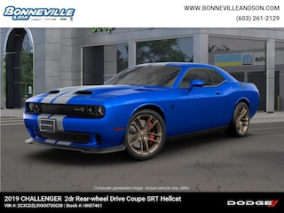 New 2019 Dodge Challenger SRT HELLCAT REDEYE Coupe in Manchester, NH