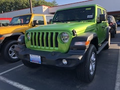 New 2019 Jeep Wrangler UNLIMITED SPORT S 4X4 Sport Utility in Manchester, NH