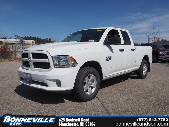 New 2019 Ram 1500 CLASSIC EXPRESS QUAD CAB 4X4 6'4 BOX Quad Cab in Manchester, NH