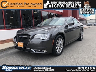 Certified Pre-Owned 2017 Chrysler 300 Limited Sedan in Manchester, NH