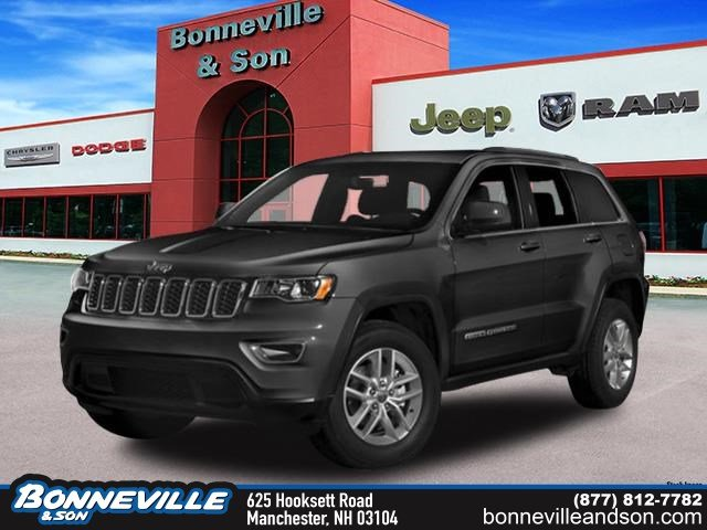 New 2019 Jeep Grand Cherokee LAREDO 4X4 Sport Utility in Manchester, NH