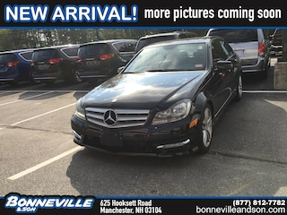Used 2012 Mercedes-Benz C-Class 4 MATIC Sedan in Manchester, NH