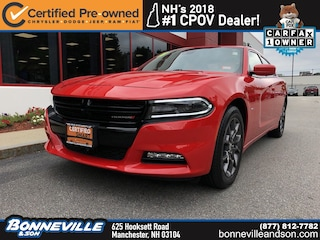 Certified Pre-Owned 2018 Dodge Charger GT Sedan in Manchester, NH