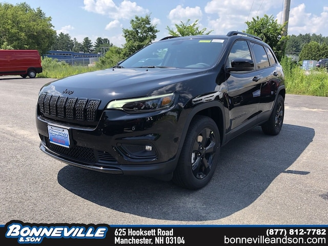 Bonneville And Son >> New Jeep Ram Dodge Chrysler In Manchester Nh Bonneville And