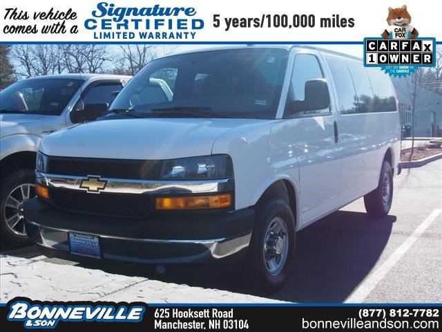 Used 2017 Chevrolet Express 2500 LT For Sale in Manchester