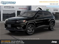 New 2020 Jeep Cherokee ALTITUDE 4X4 Sport Utility for sale in Manchester, NH