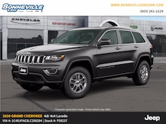 New 2020 Jeep Grand Cherokee LAREDO E 4X4 Sport Utility in Manchester, NH