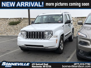 Used 2012 Jeep Liberty Sport SUV in Manchester, NH