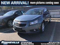 2012 Chevrolet Cruze LT w/1LT Sedan
