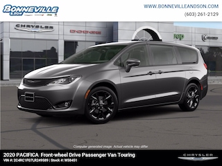 New 2020 Chrysler Pacifica TOURING Passenger Van in Manchester, NH