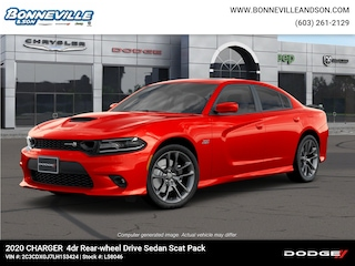 New 2020 Dodge Charger SCAT PACK RWD Sedan in Manchester, NH