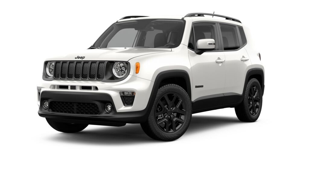 New 2019 Jeep Renegade ALTITUDE 4X4 Sport Utility in Manchester, NH