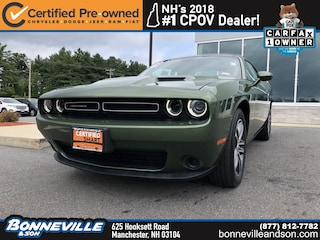 Certified Pre-Owned 2019 Dodge Challenger SXT Coupe in Manchester, NH