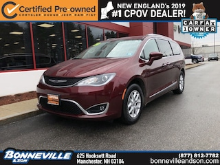 Certified Pre-Owned 2020 Chrysler Pacifica Touring L Van Passenger Van in Manchester, NH
