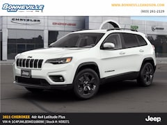 New 2021 Jeep Cherokee ALTITUDE 4X4 Sport Utility for sale in Manchester, NH